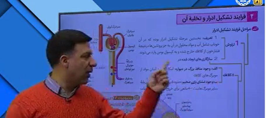آموزش-زیست-دهم-فصل-پنجم-تنظیم-اسمزی-و-دفع-مواد-3