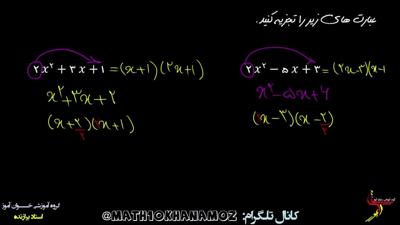 روش-لاکشری-تجزیه-مدرس-محمد-برازنده