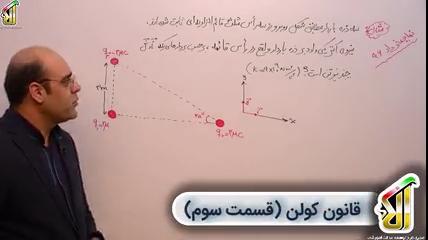 الکتریسیته-ساکن-قسمت-ششم-قانون-کولن-قسمت-سوم