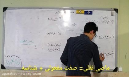 آموزش-فعل-های-ماضی-teaching-past-tense-verbs