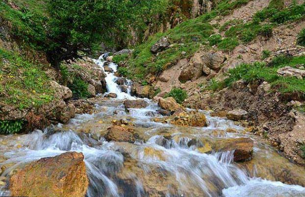 سفر آب درون زمین