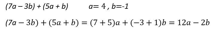 مقدار عددی عبارت جبری