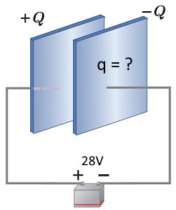 مثال سوال خازن