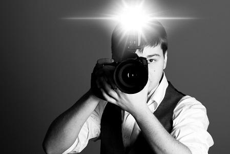 فلاش دوربین
