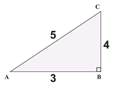 مثلث قایم الزاویه
