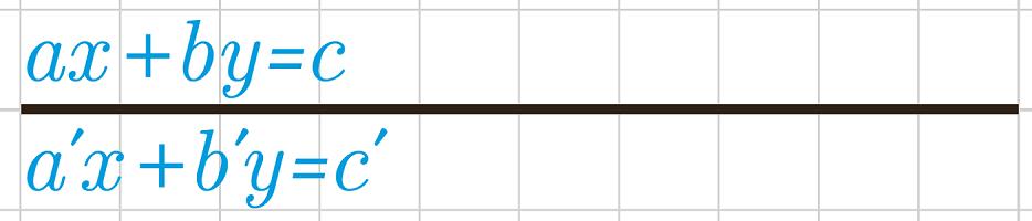معادله خط