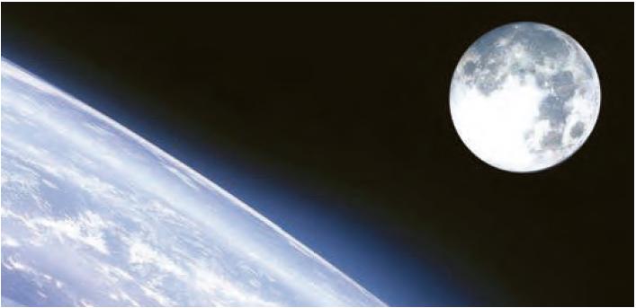 لایه فیروزه ای اطراف زمین، اتمسفر زمین یا هوا کره