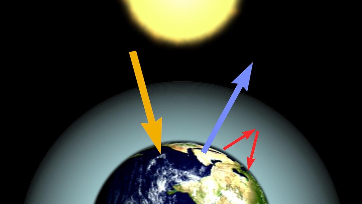 اثر انتشار گازهای گلخانه ای