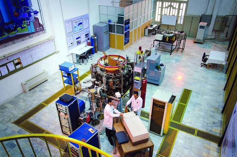 توکامک - راکتور همجوشی هسته ای یا گداخت