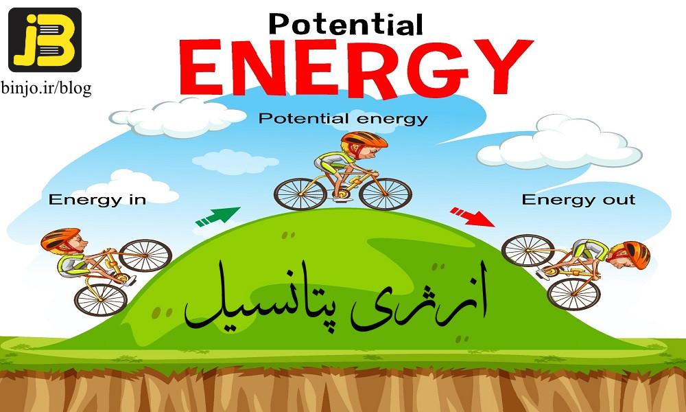 انرژی پتانسیل